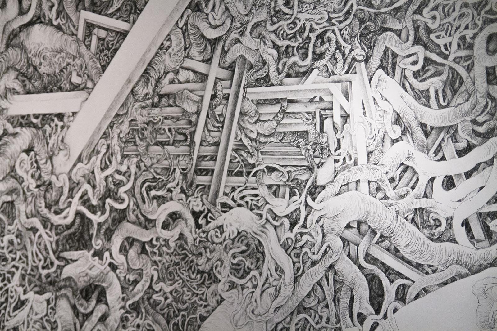 Symbiosis, 2013 (Detail)
