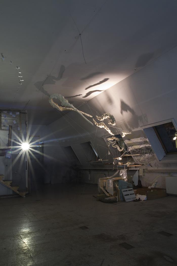 The Archivist @ Lusterfabrik Hernals, Vienna