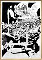 Pattern Recognition IV, 2019 | Ink on paper | 70cm x 100cm