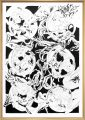 Pattern Recognition VII, 2019 | Ink on paper | 70cm x 100cm