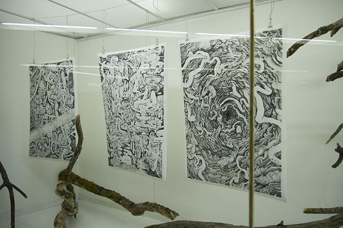 Fremdkörper @ Red Carpet Showroom