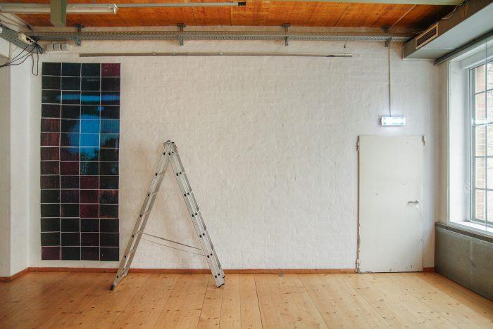 Exhibition View | Schaukel 1, 2017 | A collaboration with Lisa Edi, Brick5, Vienna
