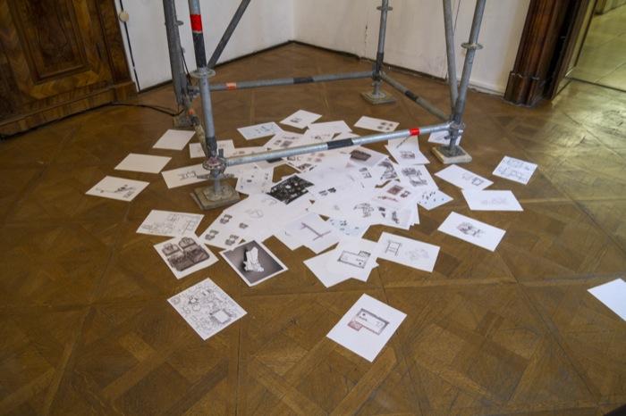 Self Awareness @ Sala Terrena, Vienna